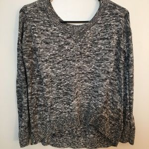 American Eagle Oversized glitter lite weight top